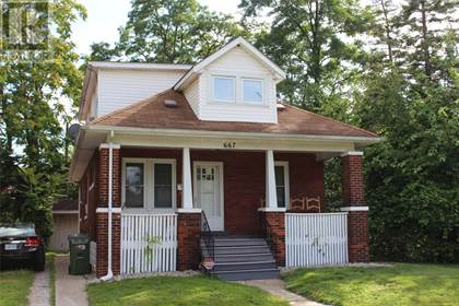 Single Family for sale in 667 PICHE, Windsor, Ontario, N9C3G4