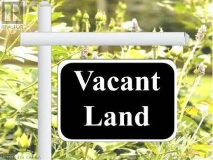Vacant Land for sale in LOT 40 GRACELAND Avenue, Kingston, Ontario, K7M7P7