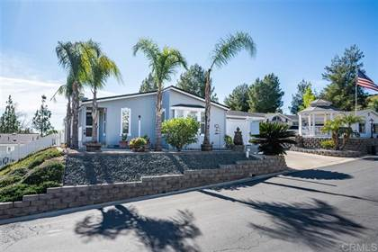 Residential Property for sale in 2239 Black Canyon Rd 55, Ramona, CA, 92065