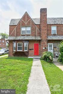 Single Family for sale in 4019 WILKENS AVENUE, Baltimore City, MD, 21229