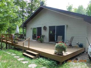 Single Family for sale in N7509 BLACK OAK RD, Deerbrook, WI, 54424