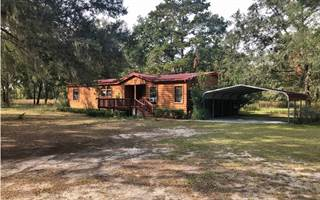 Residential Property for sale in 4543 LOWE LAKE ROAD, Wellborn, FL, 32094