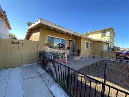 Multifamily for sale in 5057-5059 Sterling Court, San Diego, CA, 92105