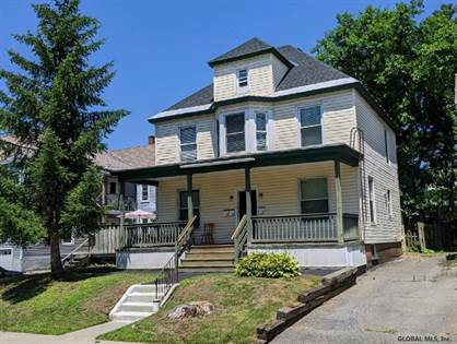Multifamily for sale in 1809 EASTERN PKWY, Schenectady, NY, 12309