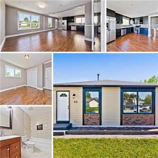 Single Family for sale in 40 CASTLEGLEN CR NE, Calgary, Alberta