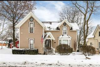 Single Family for sale in 632 N Center Street, Northville, MI, 48167