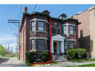 Condo for sale in 1616 MERRICK Street, Detroit, MI, 48208