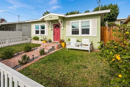 Residential Property for sale in 3614 Monroe Ave, San Diego, CA, 92116