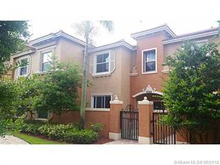 Townhouse for sale in 2744 SW 120th Ter 1007, Miramar, FL, 33025