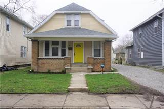 Single Family for sale in 811 North Parker Avenue, Indianapolis, IN, 46201