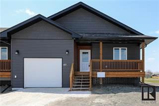 Single Family for sale in 45 Bramblewood ST, Hanover, Manitoba