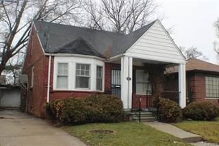 Single Family for sale in 9815 MANISTIQUE Street, Detroit, MI, 48224