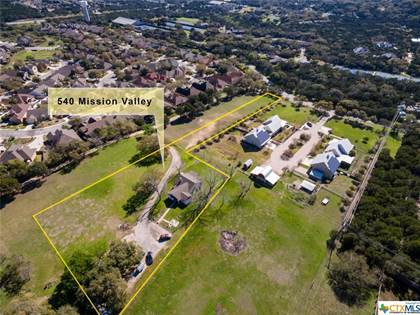 Lots And Land for sale in 540 Mission Valley Road, New Braunfels, TX, 78132