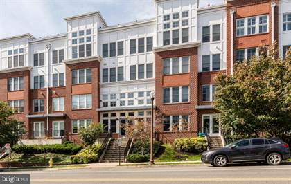 Residential Property for sale in 1418 RHODES STREET N 115, Arlington, VA, 22209