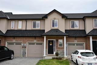 Townhouse for sale in #62-9 HAMPTON BROOK WAY, Hamilton, Ontario
