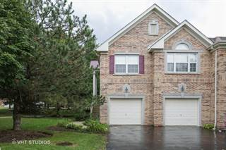 Townhouse for sale in 1251 Sarah Boulevard, Vernon Hills, IL, 60061