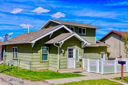 Residential Property for sale in 212 E 8th Street, Anaconda, MT, 59711