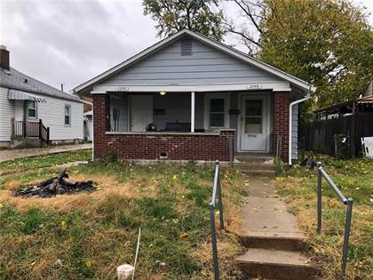 Residential Property for rent in 2340 Calhoun Street, Indianapolis, IN, 46203