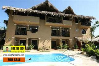Comm/Ind for sale in 21 ROOMS BEACH HOTEL IN CENTER OF SOSUA, Sosua, Puerto Plata