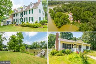Single Family for sale in 670 PLANTATION BOULEVARD, West River, MD, 20778