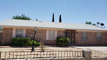 Residential Property for rent in 2836 BEACHCOMBER Drive, El Paso, TX, 79936