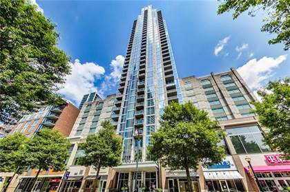 Residential Property for sale in 855 Peachtree Street NE 3306, Atlanta, GA, 30308