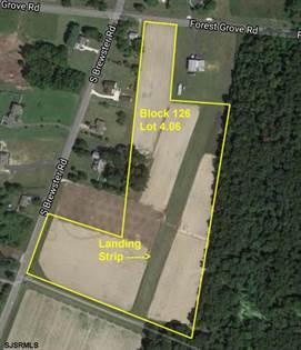 Lots And Land for sale in Lot 4.06 Forest Grove Road, Vineland, NJ, 08360