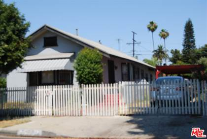 Residential Property for sale in 6512 Makee Ave, Los Angeles, CA, 90001