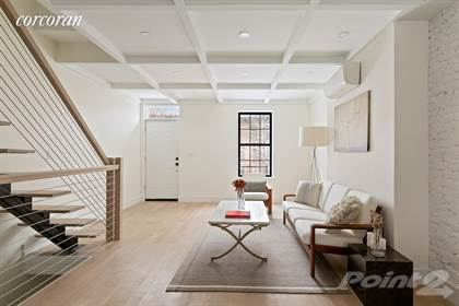 Single Family Townhouse for sale in 140 Hull Street, Brooklyn, NY, 11233