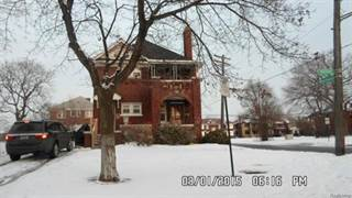 Multi-family Home for sale in 4907 DAILEY Street, Detroit, MI, 48204
