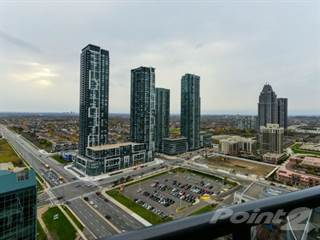 Condo for sale in 330 Burnhamthorpe Rd, Mississauga, Ontario