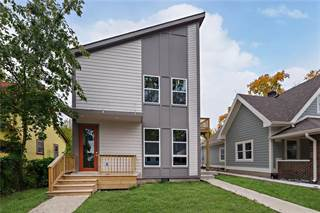 Single Family for sale in 834 South Randolph Street, Indianapolis, IN, 46203