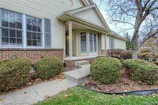Condo for sale in 16702 OAKMONT Court, Northville, MI, 48168