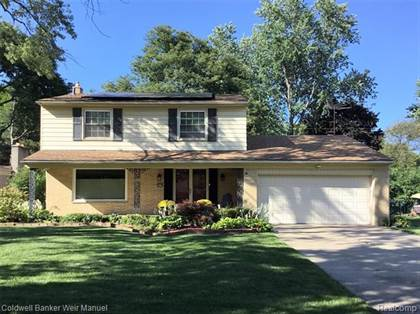 Residential Property for sale in 30170 WOODGATE Drive S, Southfield, MI, 48076