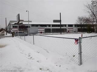 Land for sale in 73 BALDWIN AVENUE Avenue, Pontiac, MI, 48342