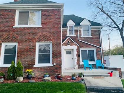 Residential Property for sale in 565 West  Greendale, Detroit, MI, 48203
