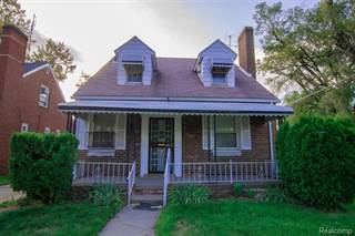Single Family for sale in 17605 TRACEY Street, Detroit, MI, 48235