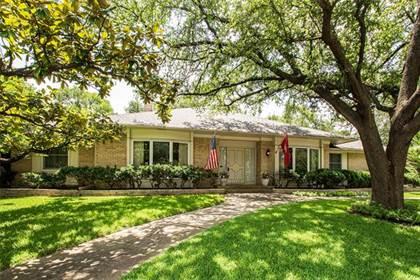 Residential Property for sale in 11714 El Hara Circle, Dallas, TX, 75230