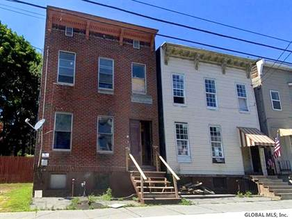 Multifamily for sale in 4 JUDSON ST, Albany, NY, 12206