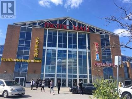 Retail Property for sale in 4300 STEELES AVE E A62, Markham, Ontario, L3R0Y5