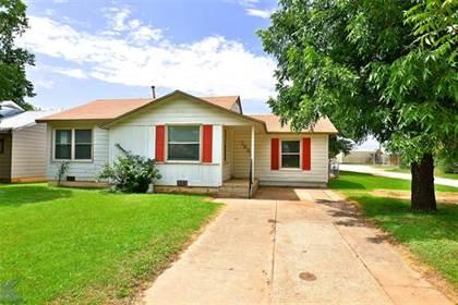 Residential Property for sale in 1633 S 23rd Street, Abilene, TX, 79602