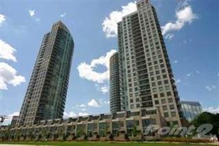 Residential Property for rent in 70 Absolute Ave 703, Mississauga, Ontario, L4Z0A4