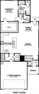Singlefamily en venta en Century Communities Los Altos, San Antonio, TX, 78224