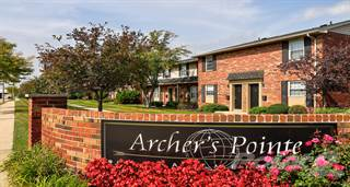 Apartment for rent in Archers Pointe, Fort Wayne, IN, 46825