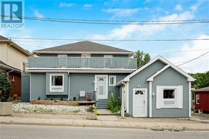 Multi-family Home for sale in 33-35 MAIN Street N, Campbellville, Ontario