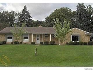 Single Family for rent in 32441 W WAYBURN Street, Farmington Hills, MI, 48334