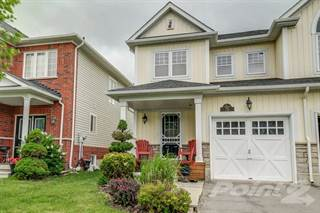 Townhouse for sale in 76 BLUE SKY Trail, Waterdown, Ontario