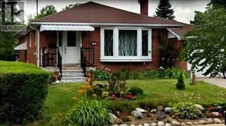 Single Family for rent in 16 MULGROVE DR, Toronto, Ontario, M9C2R2