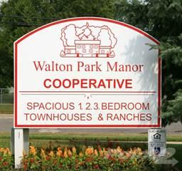 Apartment for rent in Walton Park Manor Cooperative, Pontiac, MI, 48340