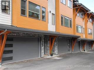 Condo for sale in 101A-1101 THREE SISTERS PARKWAY, Canmore, Alberta